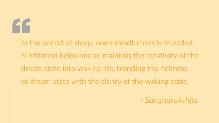 Meditation_Sangharakshita_1